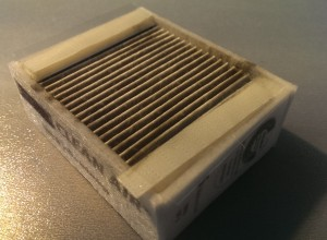 Filtro stampante toner sporco