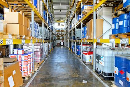 Magazzino chimici - Distributore - REACH