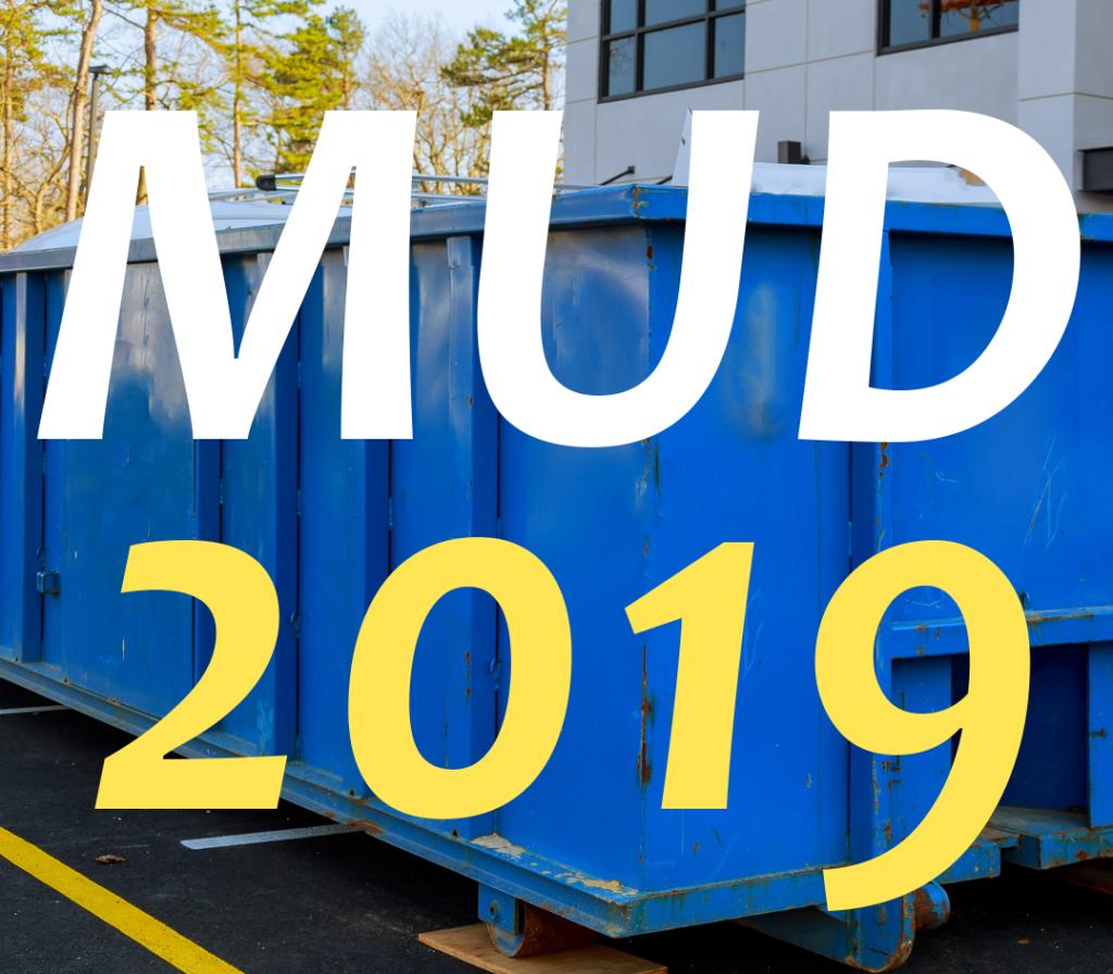 mud 2019 modello
