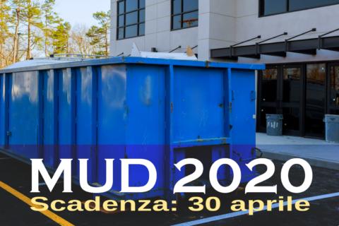 MUD 2020 30 aprile